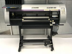 MIMAKI CJV30-60 Print & Cut Eco Solvent Printer